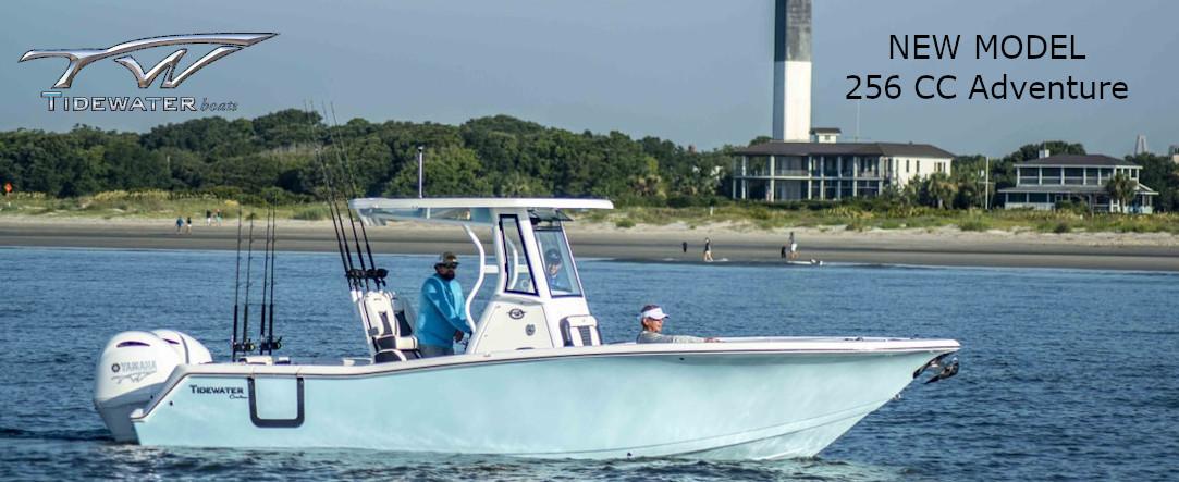 Tidewater boat