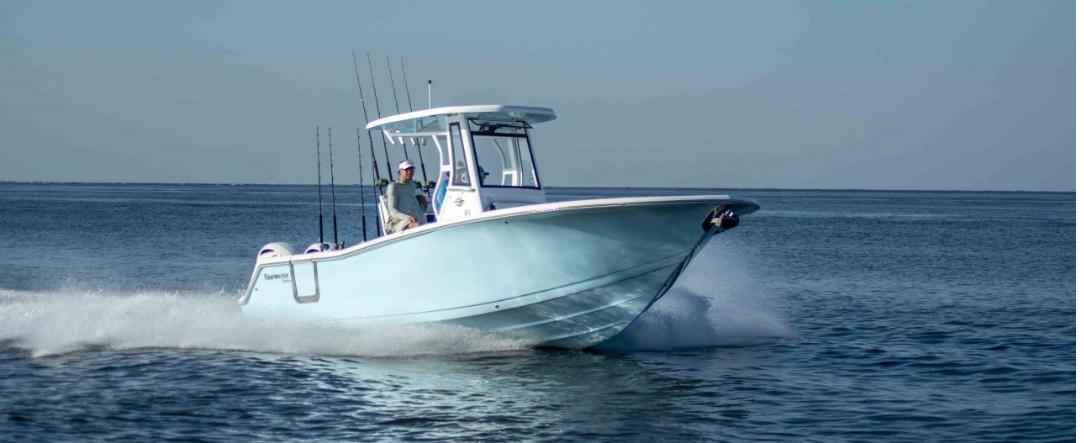 Blue Tidewater